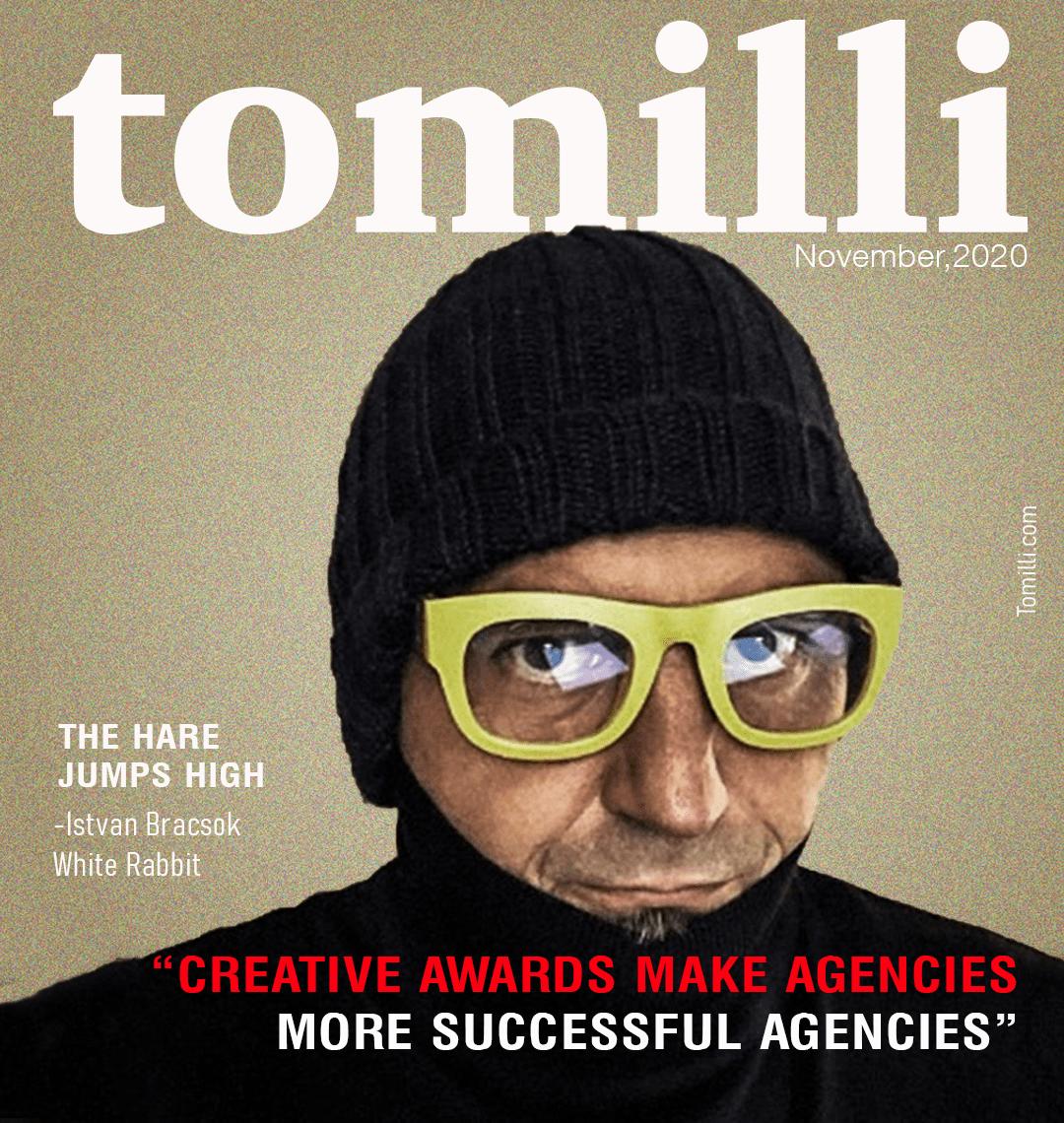 """Creative awards make agencies more successful agencies"""