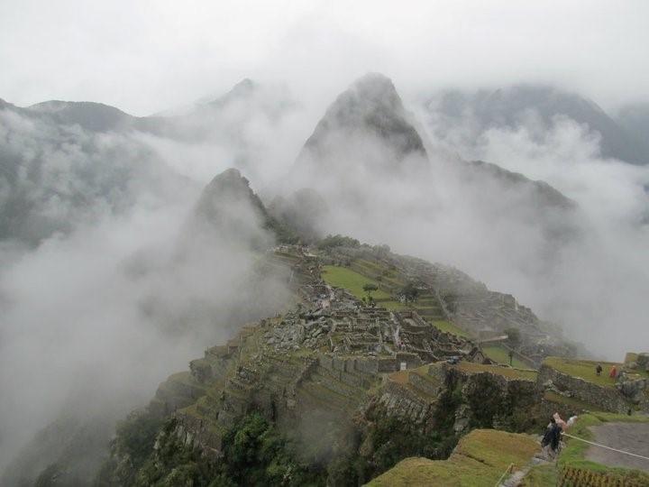 Machupichu the Inca Paradise