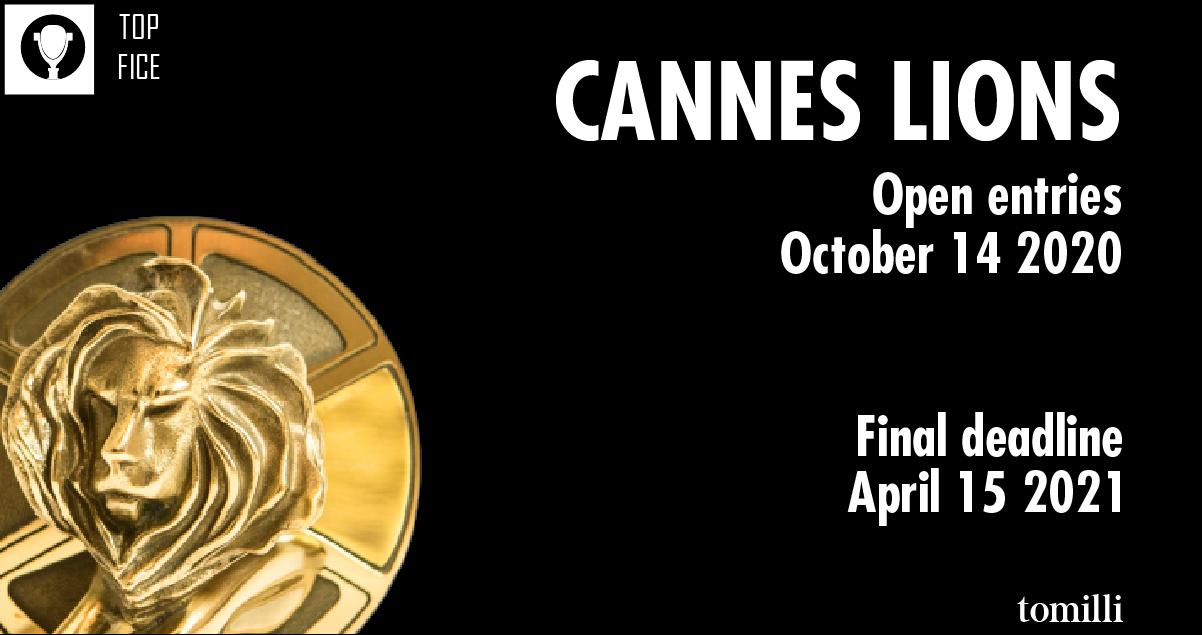 Cannes Lions opens registrations