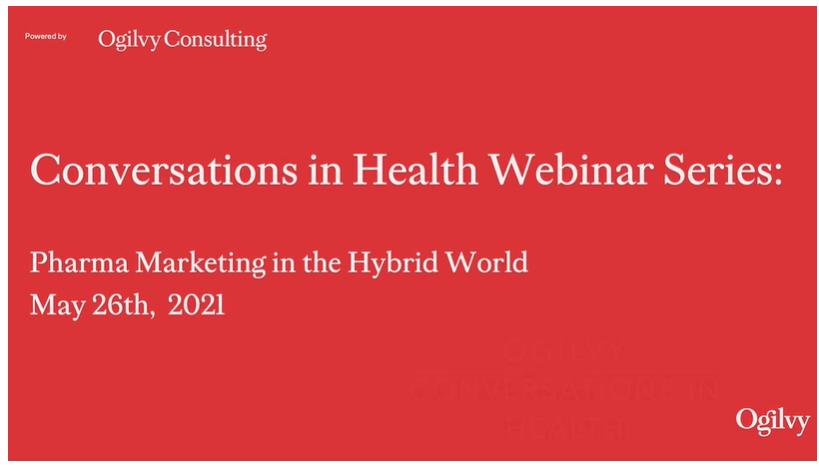 Pharma Marketing in a Hybrid World