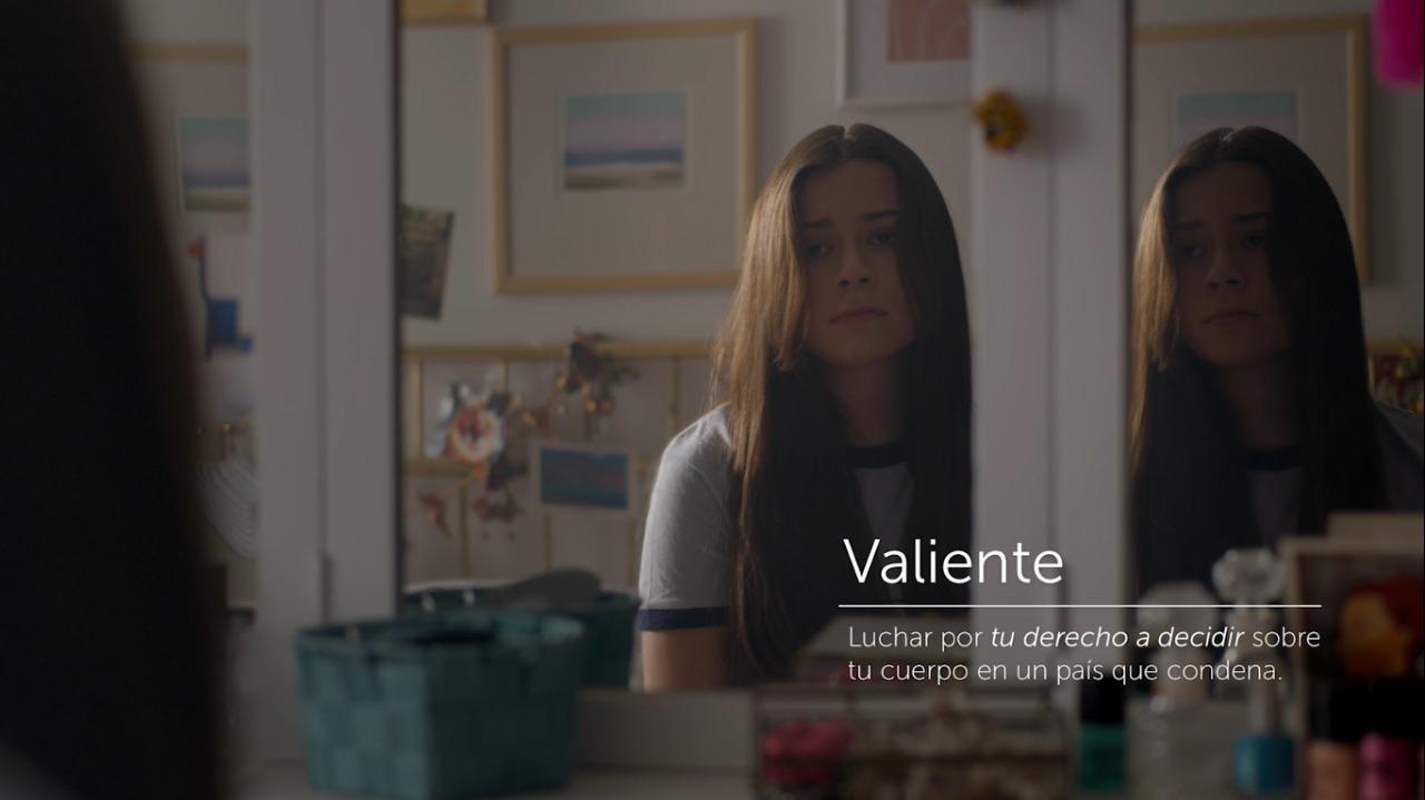 """""""Valiente"""",  un audiovisual para  conmemorar el día  contra  la violencia de género"""