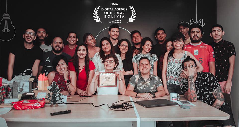 Especial: Agencias del año TopFICE, DMA/Bolivia
