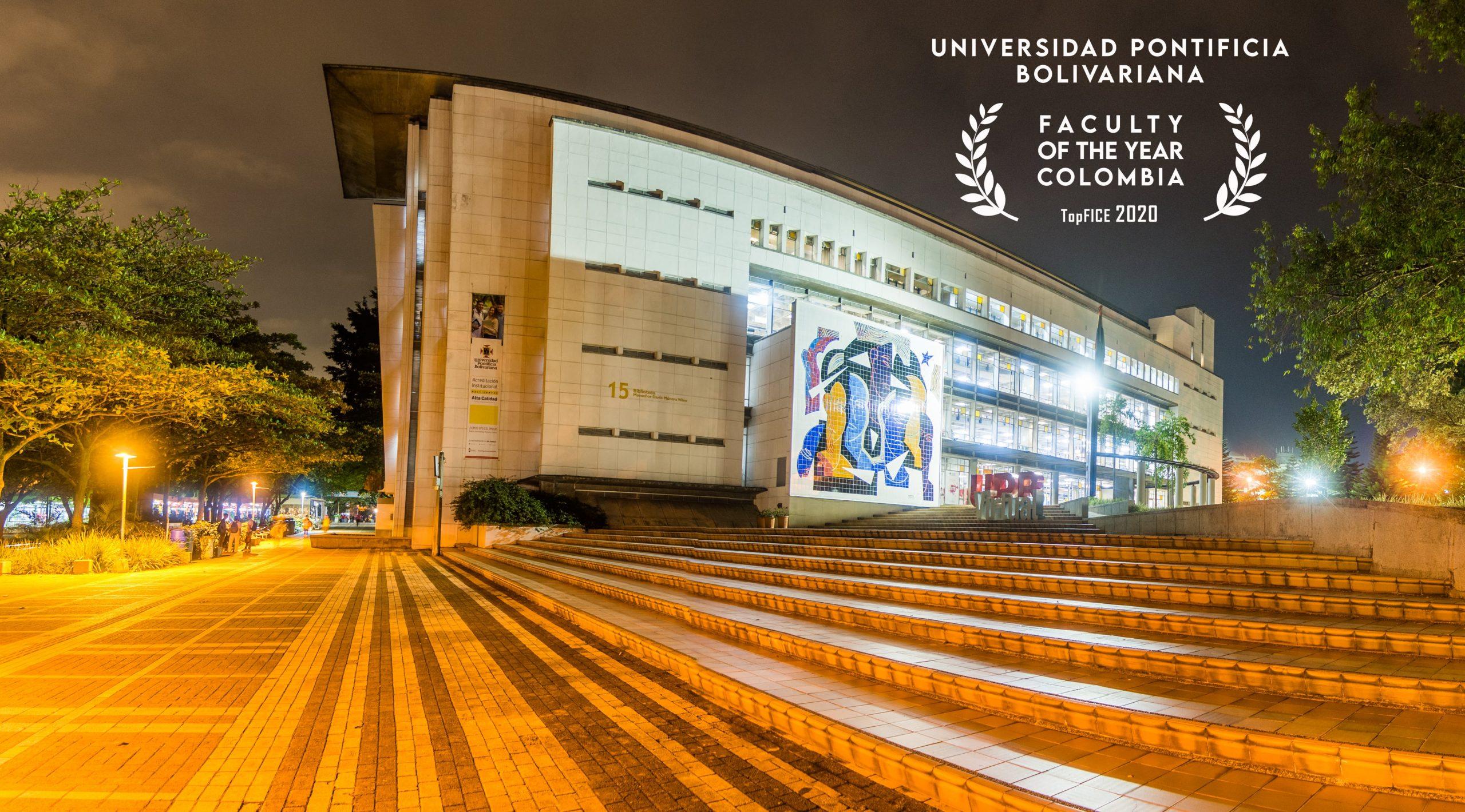 UPB: Facultad de publicidad del año en Colombia TopFICE 2020