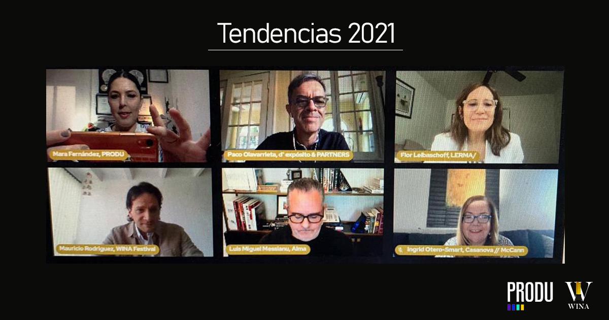 Foro online tendencias 2021