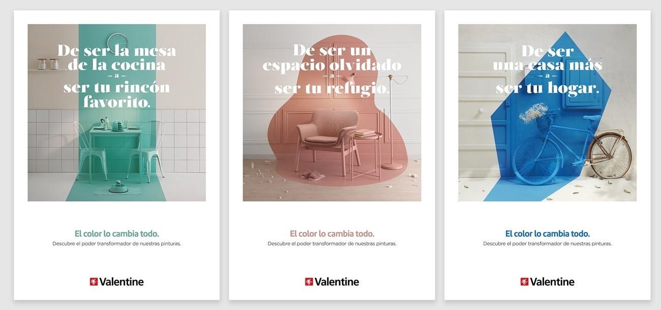"""""""El color lo cambia todo"""", la nueva campaña de valentine y manifiesto"""
