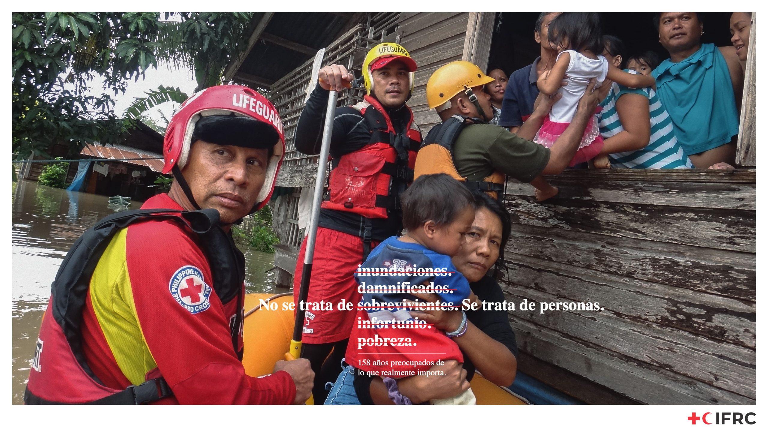 """""""158 años"""": la impresionante campaña de la agencia chilena Porta para la Cruz Roja"""