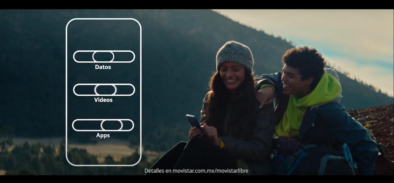 Movistar Libre: La nueva campaña de VMLY&R y Wunderman Thompson para Movistar que devuelve a los usuarios el poder de elegir