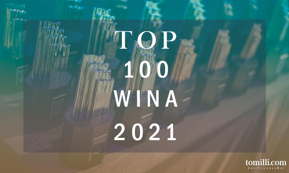 Top 100: las mejores agencias y redes independientes de WINA 2021