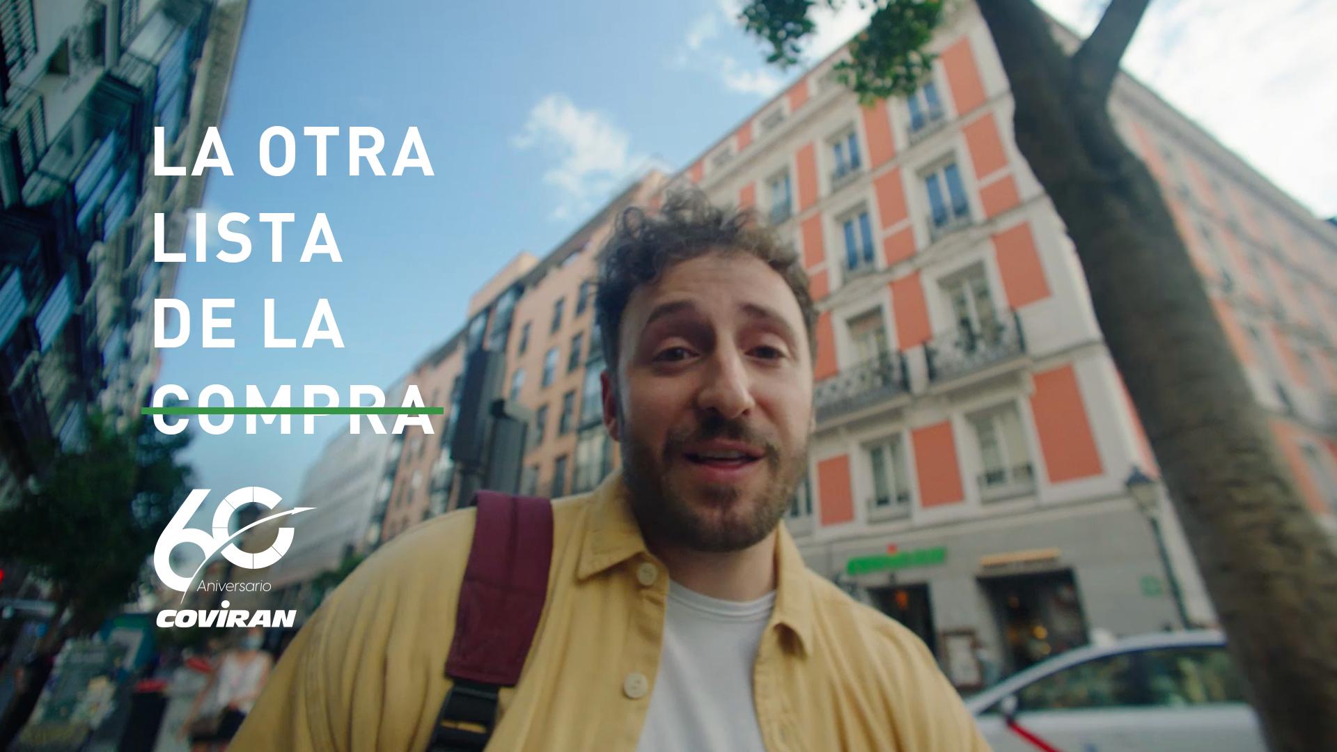 """""""La otra lista de la compra"""", la última campaña de Covirán y Manifiesto"""