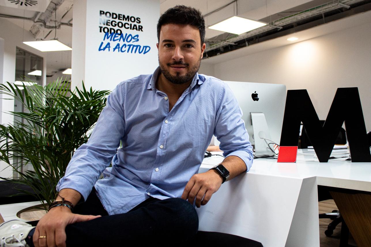 Javier Vidal, nuevo Head of Social de Manifiesto